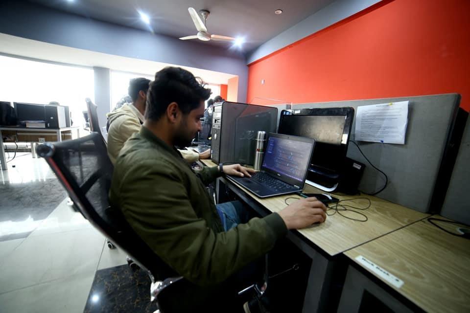 Cowork24.pk Best Coworking Space in Islamabad